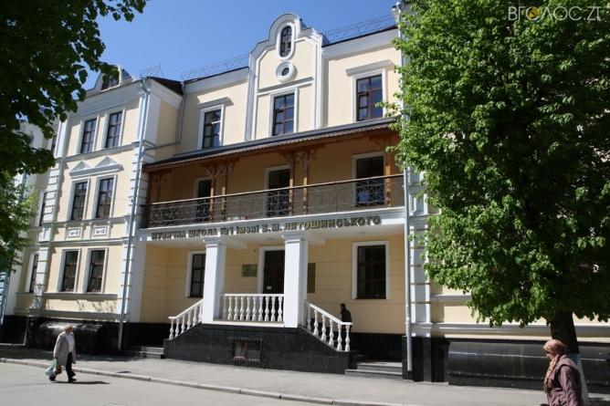 На Житомирщині функціонує 39 шкіл естетичного виховання (АДРЕСИ)