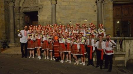 Житомирський хор «Gloria» здобув перемогу у міжнародному конкурсі