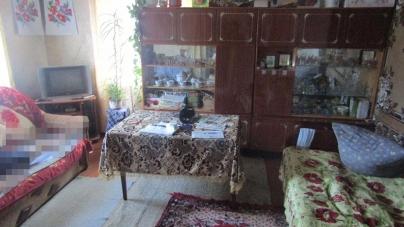 На Житомирщині поліцейські затримали чоловіка, підозрюваного у вбивстві власного сина