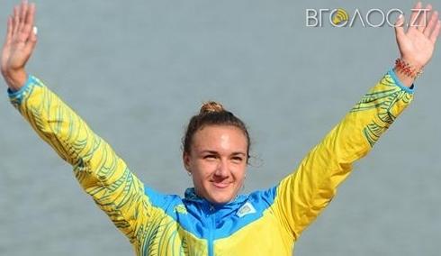 Житомирська човнярка візьме участь у олімпійських іграх