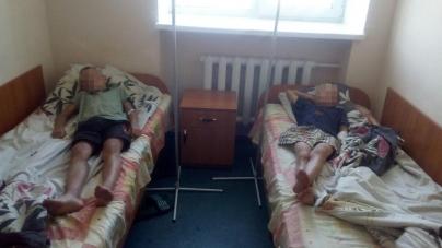 У Пулинському районі обабіч дороги знайшли двох непритомних дітей. Хлопчикам стало зле після спиртного