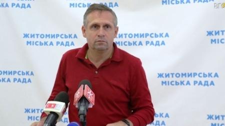 Водопостачання у Житомирі відновлять найближчим часом, ‒ заступник мера