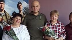 Житомирських волонтерів нагородили нагрудними відзнаками