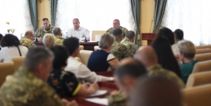 Комісія Генштабу Збройних Сил України перевірить ОДА та міську раду