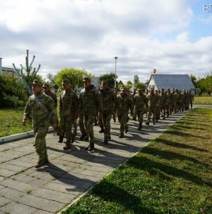 Майже 3000 резервістів навчатимуться військовій справі