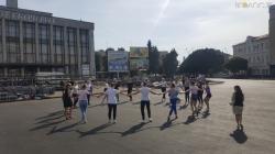У Житомирі проводять репетицію відзначення Дня міста (ФОТО)