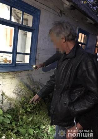 Житель Ємільчинського району, який за 500 гривень та пляшку горілки вбив дідуся, перебуватиме під вартою
