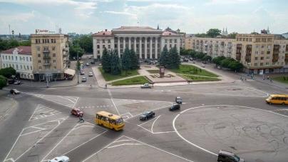 Майдан Соборний перекриють на кілька днів