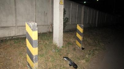 П'яні водій та пасажирка скутера влетіли у бетонний стовп у Коростені