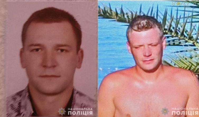 Поліція розшукує двох братів Гаєвських, які не доїхали з Житомира до Олевського району
