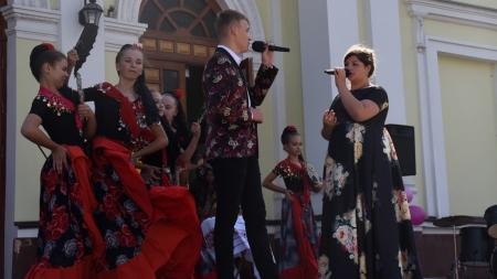 У Житомирі відбулося міжнаціональне свято-фестиваль «Житомирська вежа» (ФОТО)
