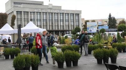 Житомиряни збирають підписи проти перетворення майдану Соборного на зону відпочинку