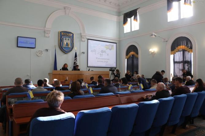 Депутати підтримали рішення щодо виділення коштів сім'ям загиблих та постраждалих працівників «ТТУ»