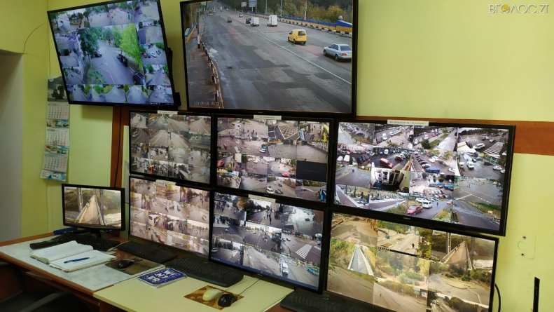 41 камеру відеоспостереження встановили у мікрорайоні Малікова