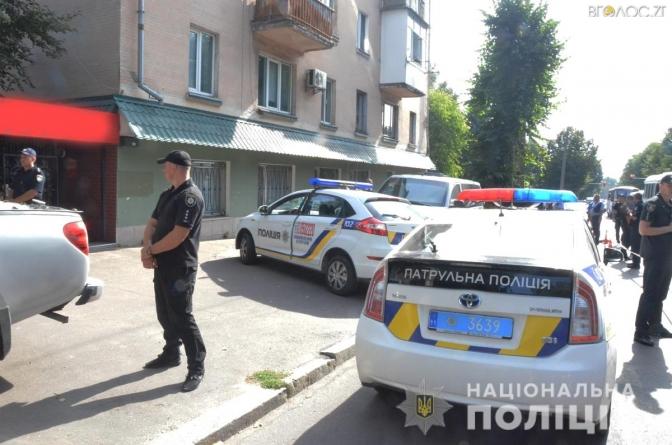 Вночі затримали одного із групи, яка скоїла озброєний напад на інкасаторів у Житомирі