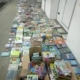 Житомирські митники вилучили крупну партію російських книжок