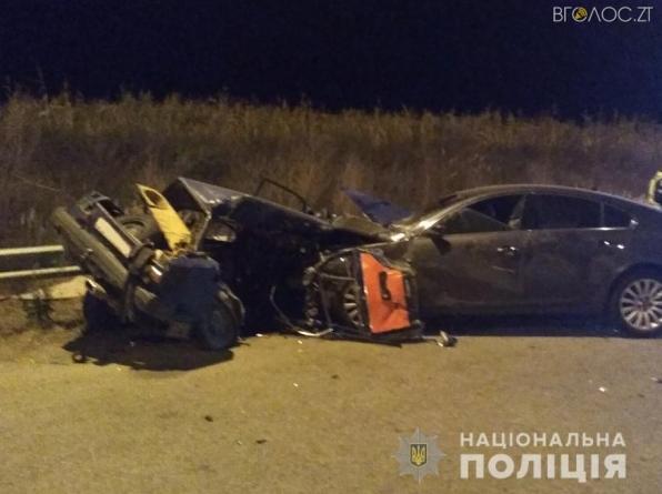Жахлива ДТП на Житомирщині: загинули 4 юнаків та 3 жінки отримали травми