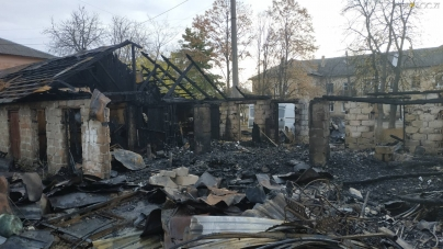 Вночі у Коростені згоріли 14 сараїв