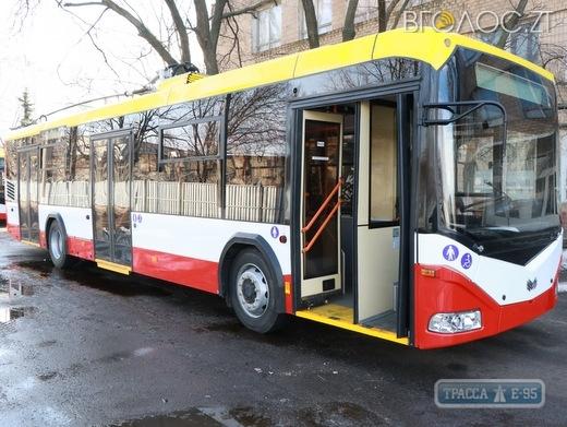 Житомир візьме у кредит 49 білоруських тролейбусів