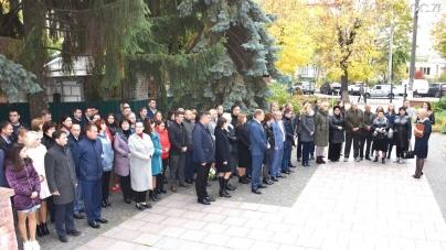У Житомирі відкрили меморіальну дошку на честь слідчого прокуратури, який загинув під час штурму Донецького аеропорту