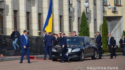 У Житомирі триває зустріч президентів України та Білорусі