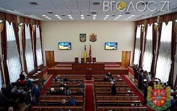 Депутати обласної ради просять Київ продовжити мораторій на продаж землі