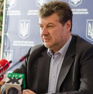 Голова Житомирської ОДА звернувся до поліції через дороги області