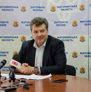 Протягом минулого року голова Житомирської ОДА отримав понад 800 тисяч доходу