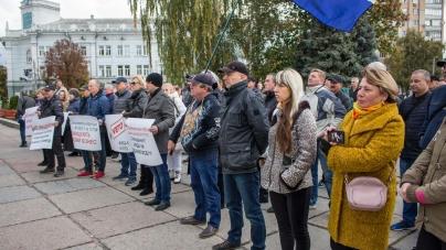 Житомирські підприємці знову вийдуть на акцію протесту
