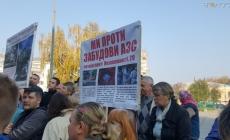 Сухомлин скликає громадські слухання по АЗС на проспекті Незалежності