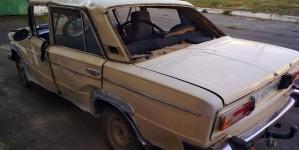 У ДТП потрапили двоє дітей, які «взяли покататися» автівку у свого дядька