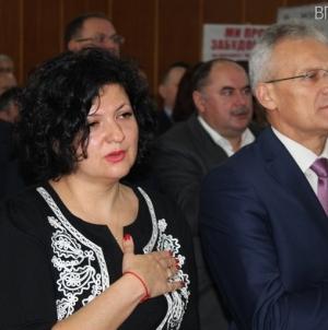 Сестра екс-нардепа Розенблата стала депутатом обласної ради