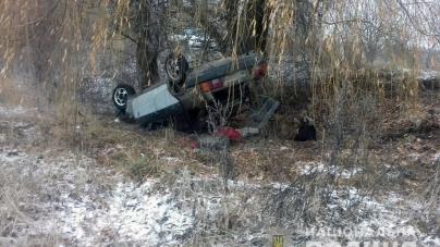 Під Черняховом сталася ДТП: постраждали четверо людей