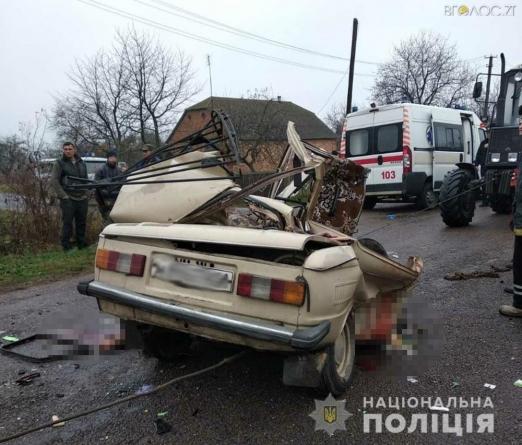 Жахлива ДТП на Житормирщині: загинув чоловік, жінка та дитина