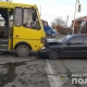 У Новограді водію стало погано за кермом: чоловік врізався у автобус та помер на місці