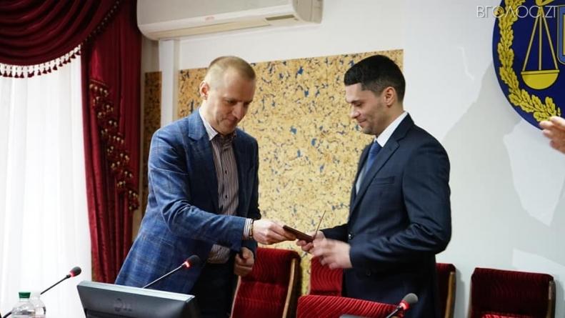 Наймолодший заступник прокурора очолив Житомирську обласну прокуратуру