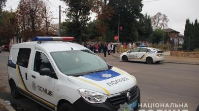 З обласної лікарні та собору евакуювали усіх людей. Шукають вибухівку