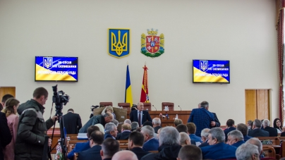 Як проходила сесія Житомирської облради 12 листопада (ФОТО)