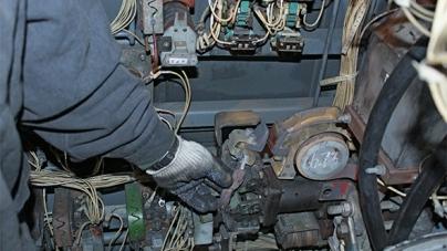 У Коростені намагалися за кошти Укрзалізниці відремонтувати приватний локомотив