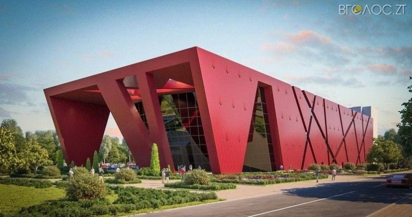 Палац спорту для житомирян за 265 млн побудує київська фірма із статутним капіталом 375 грн