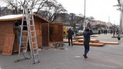 Замість трьох місяців ярмарок біля «Глобала» у Житомирі  триватиме два