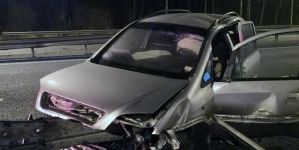 Коростишівські поліцейські з'ясовують обставини ДТП, в якій загинув харків'янин.