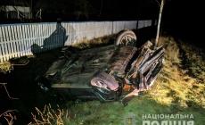 У Ємільчинському районі сталася ДТП: одна людина загинула, 4 – отримали травми