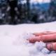 На Житомирщині селяни знайшли тіло чоловіка, який замерз насмерть