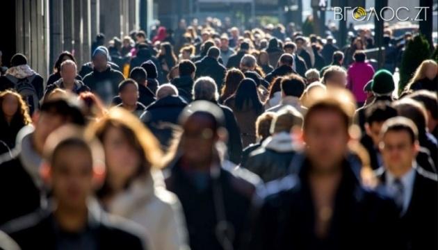 На Житомирщині чисельність населення зросла лише в одному районі