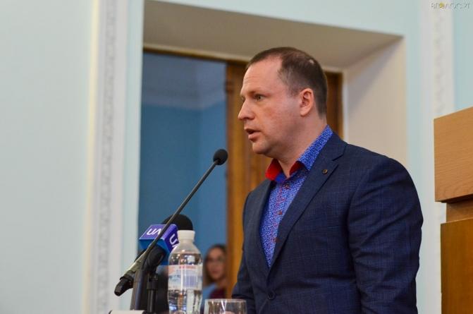 Житомирський адвокат став новим депутатом міськради