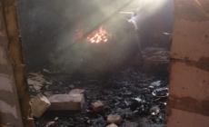 Під час пожежі на підприємстві загинув працівник