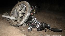 У ДТП в Коростені насмерть розбився мотоцикліст, а водій авто – у лікарні