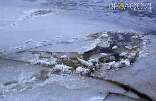 На Житомирщині загинув рибалка, який провалився під лід