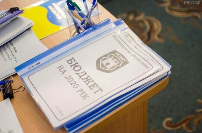 У Житомирі прийняли бюджет – 2020